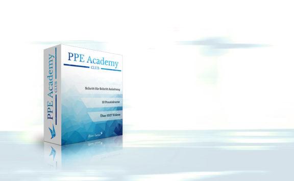 PPE Academy Club - Online Marketing Lernplattform - Oliver Lorenz