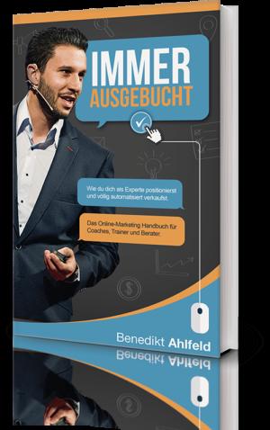 Immer ausgebucht - gratis Buch - Benedikt Ahlfeld
