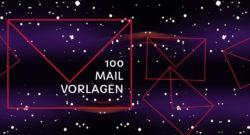 100-Emailvorlagen