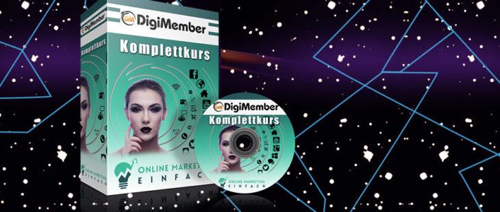 Eigene Mitgliederseite aufbauen mit DigiMember (Videokurs Anleitung)