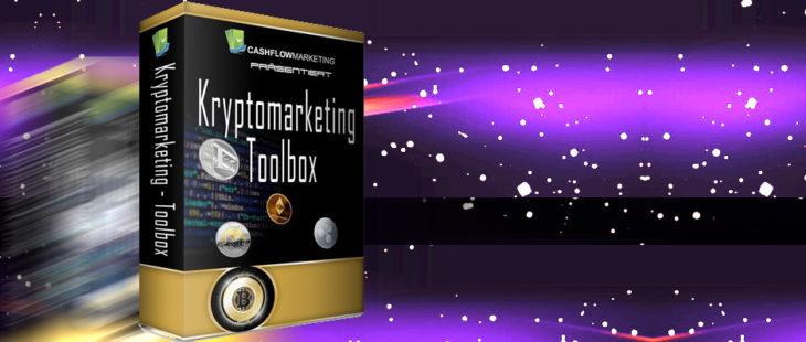 Kryptomarketing Toolbox Erfharungen und Test