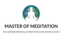 Master of Meditation - Meditation lernen