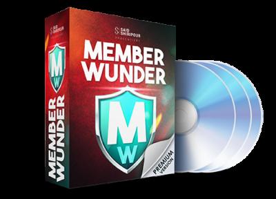Memberwunder-Mitgliederbereich für Onlinekurse mit automatischer Zahlungsabwicklung