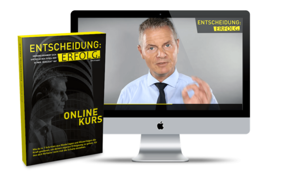 Entscheidung: Erfolg - Onlinekurs - Dirk Kreuter 1