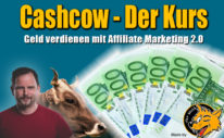 Cashcow Erfahrungsbericht Affiliate Marketing Videokurs