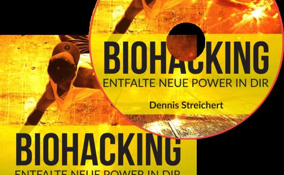 Bio Hacking Hörbuch - Entfalte die Power in Dir